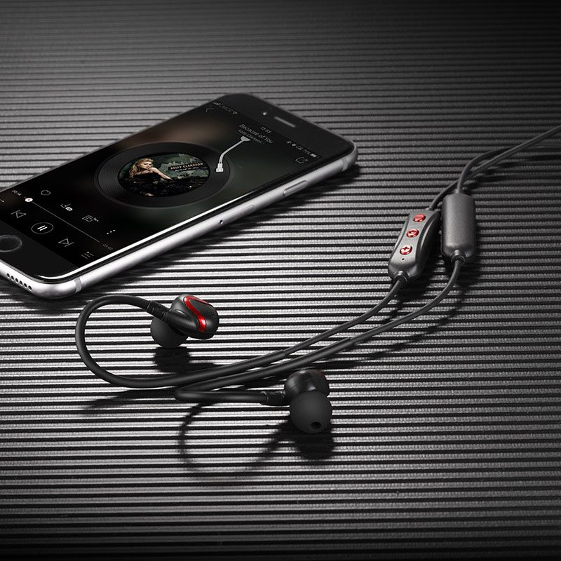 es19 joy sound sportive wireless earphones iphone