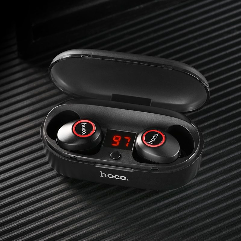 es24 Joyous sound true wireless earphones power level