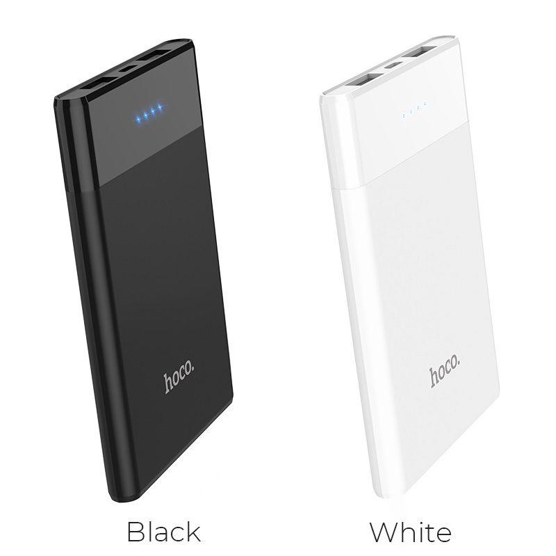 hoco b35d entourage mobile power bank 5000 mah colors