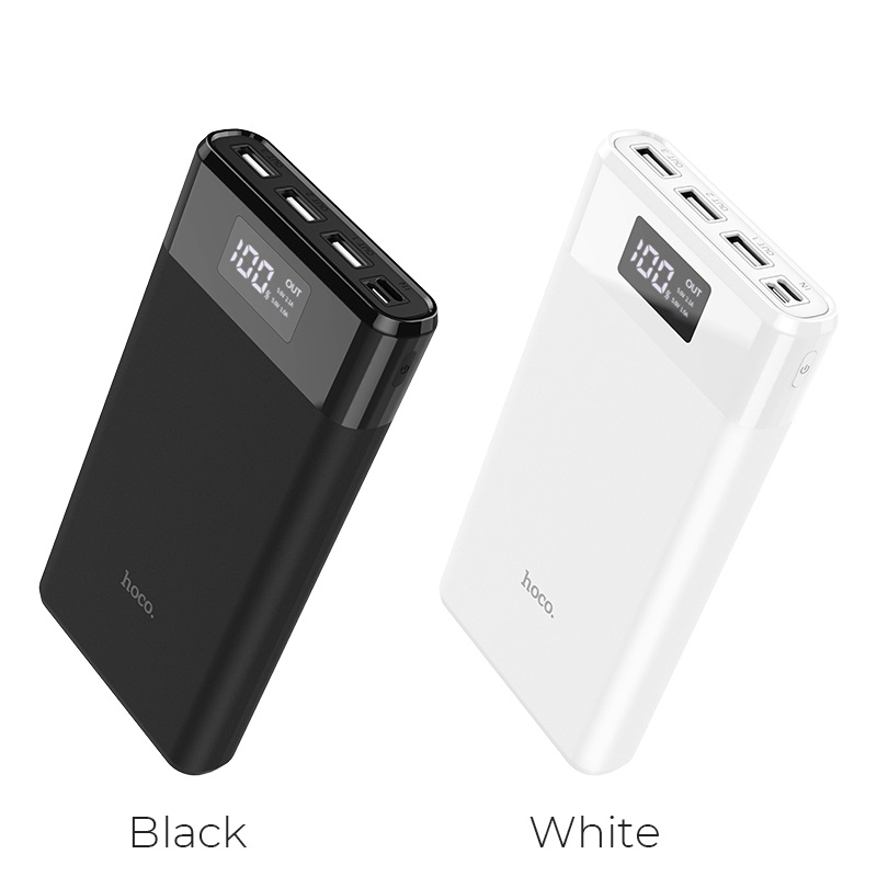 hoco b35e entourage mobile power bank 30000mah colors