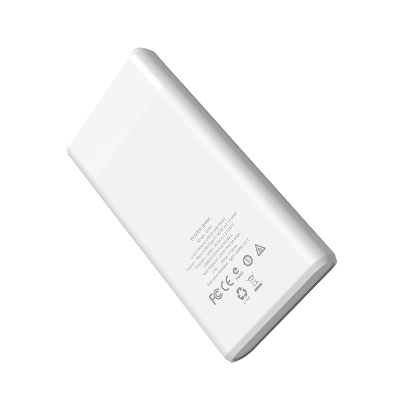 hoco b35e entourage mobile power bank 30000mah texture