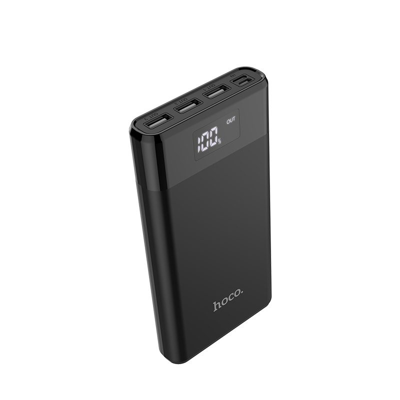 hoco b35e entourage mobile power bank 30000mah usb