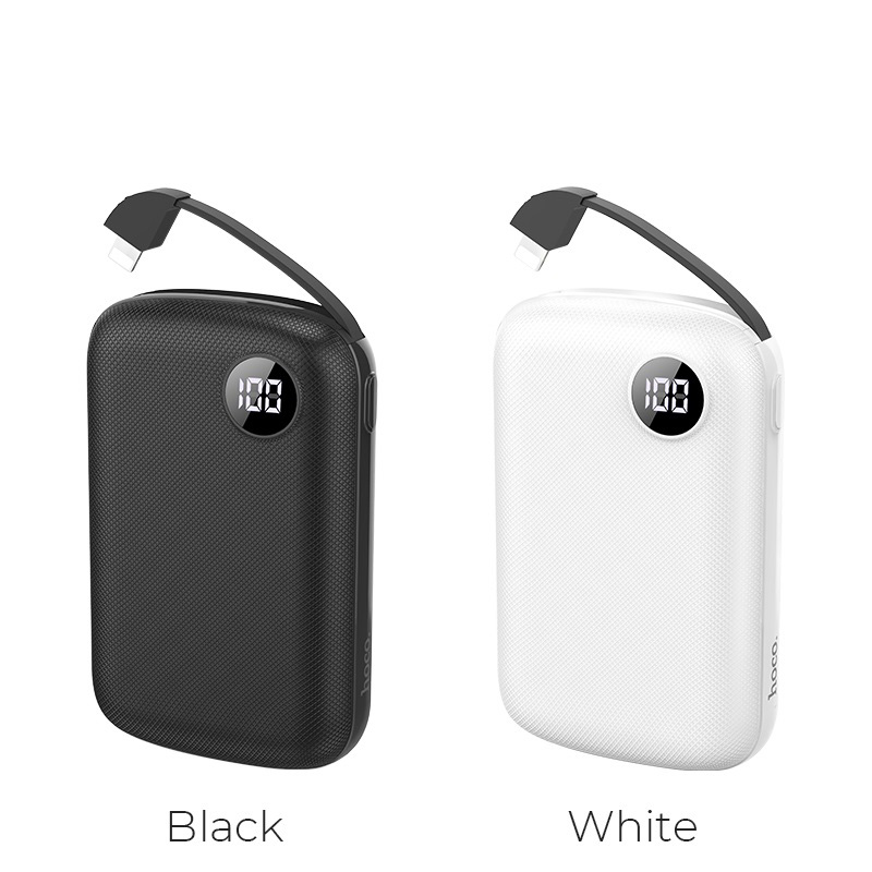 hoco b38 extreme mobile power bank 10000 mah colors