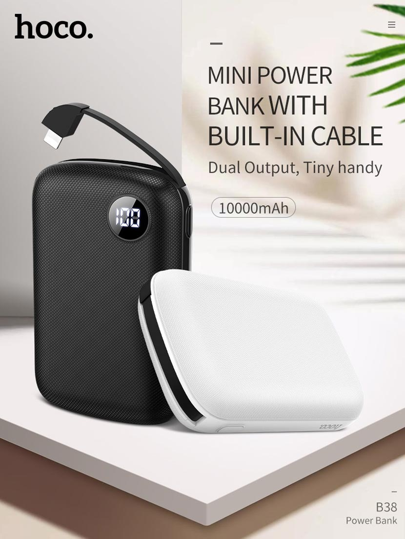 hoco b38 extreme mobile power bank 10000mah main en