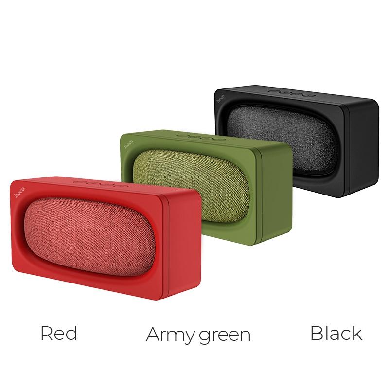 hoco bs27 pulsar wireless speaker colors