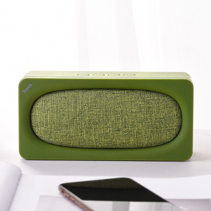 hoco bs27 pulsar wireless speaker tabletop
