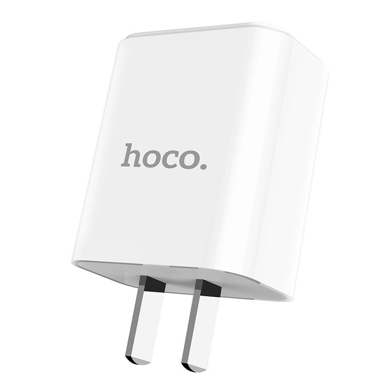 hoco c61 victoria single port charger 3c overview