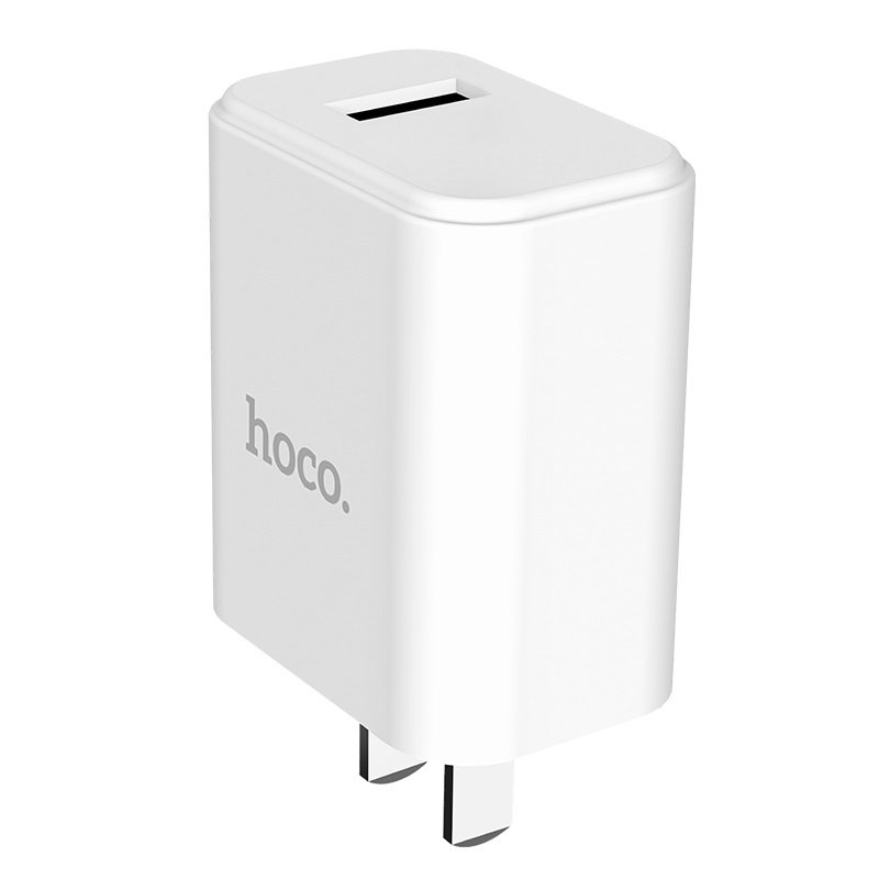 hoco c61 victoria single port charger 3c usb