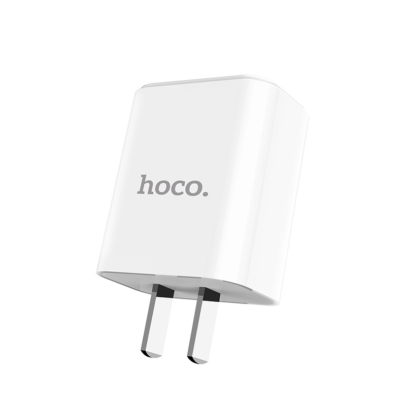 hoco c62 victoria dual port charger 3c travel