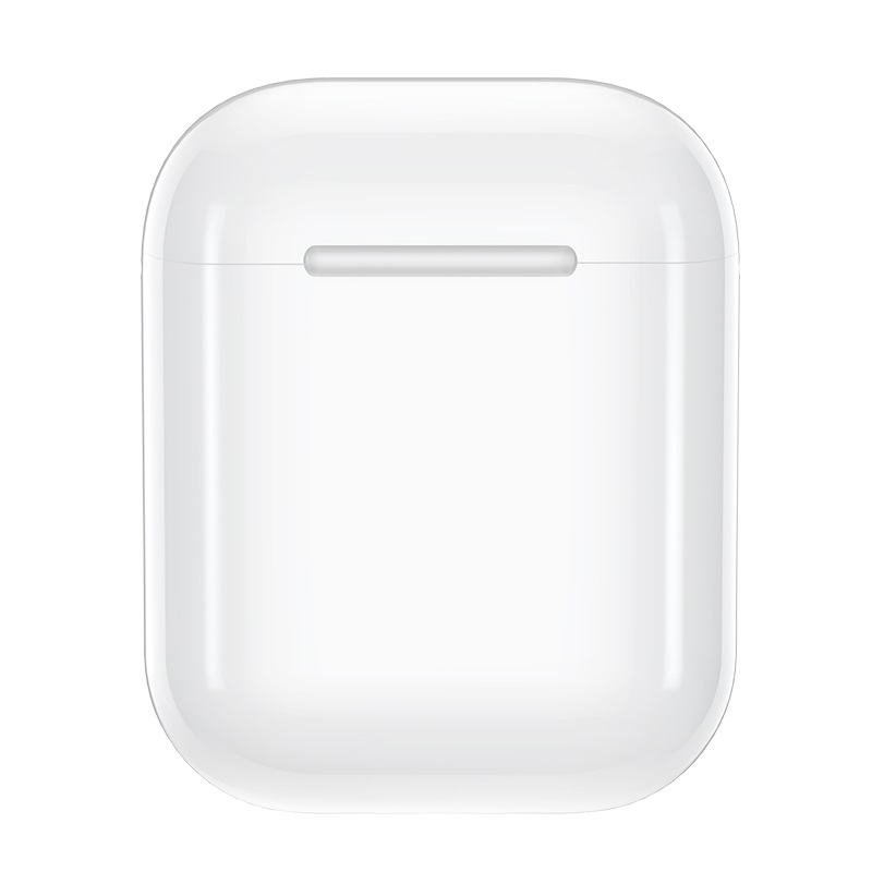 hoco cw18 wireless charging protective box for airpods earphones
