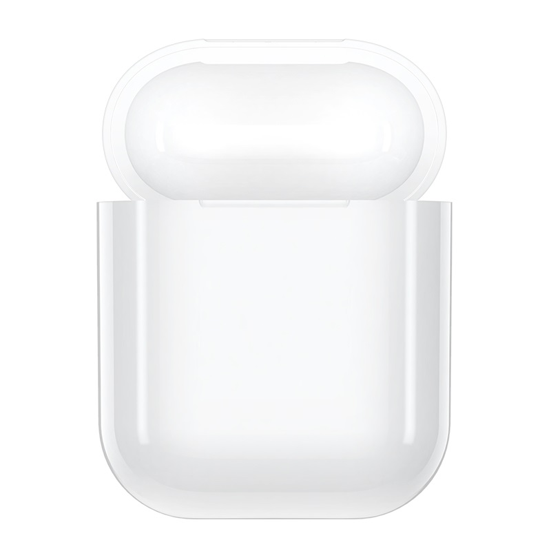hoco cw18 wireless charging protective box for airpods portable