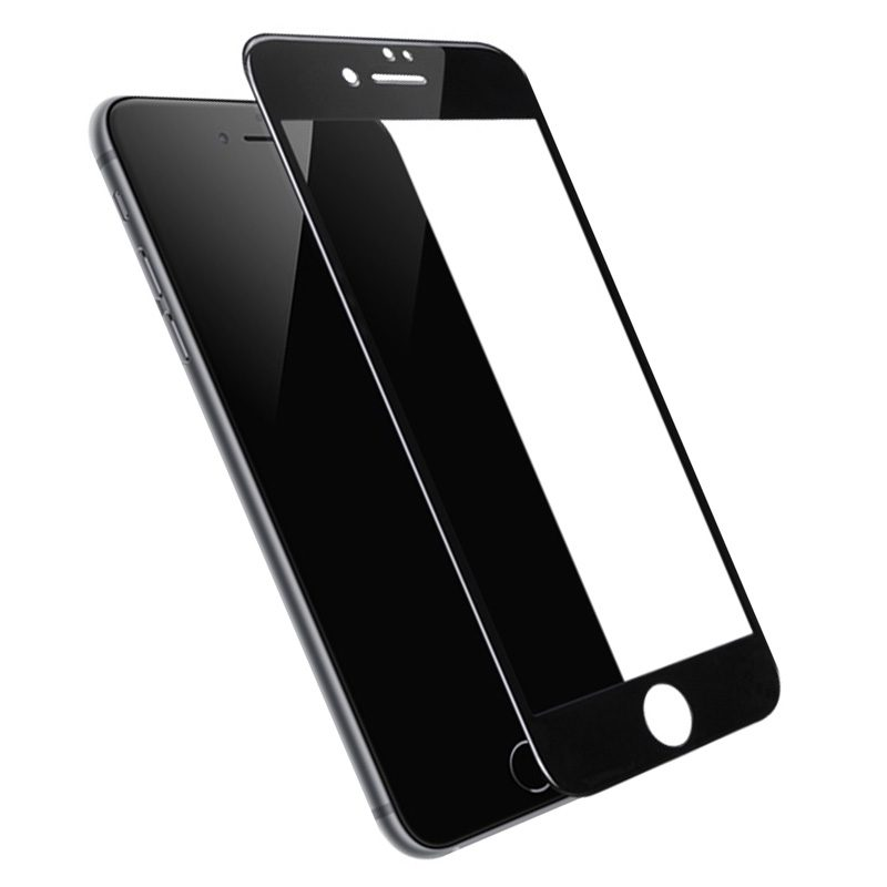 hoco flash attach tempered glass g1 for iphone 7 8 plus