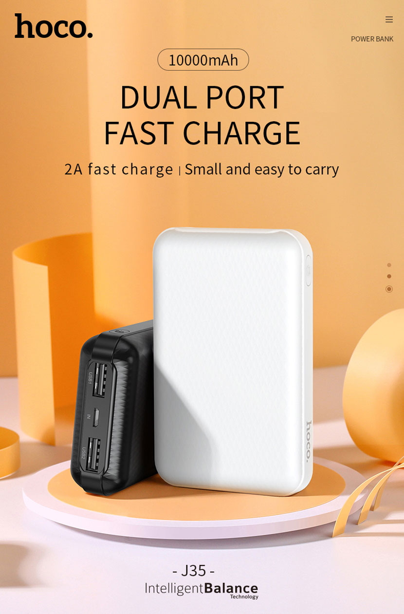 hoco j35 sunshine mobile power bank 10000mah news 1 en