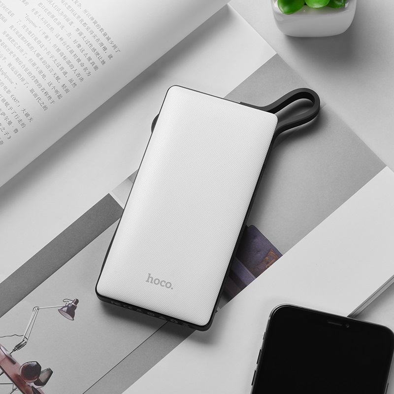 hoco j36 ample energy mobile power bank 10000 mah charger
