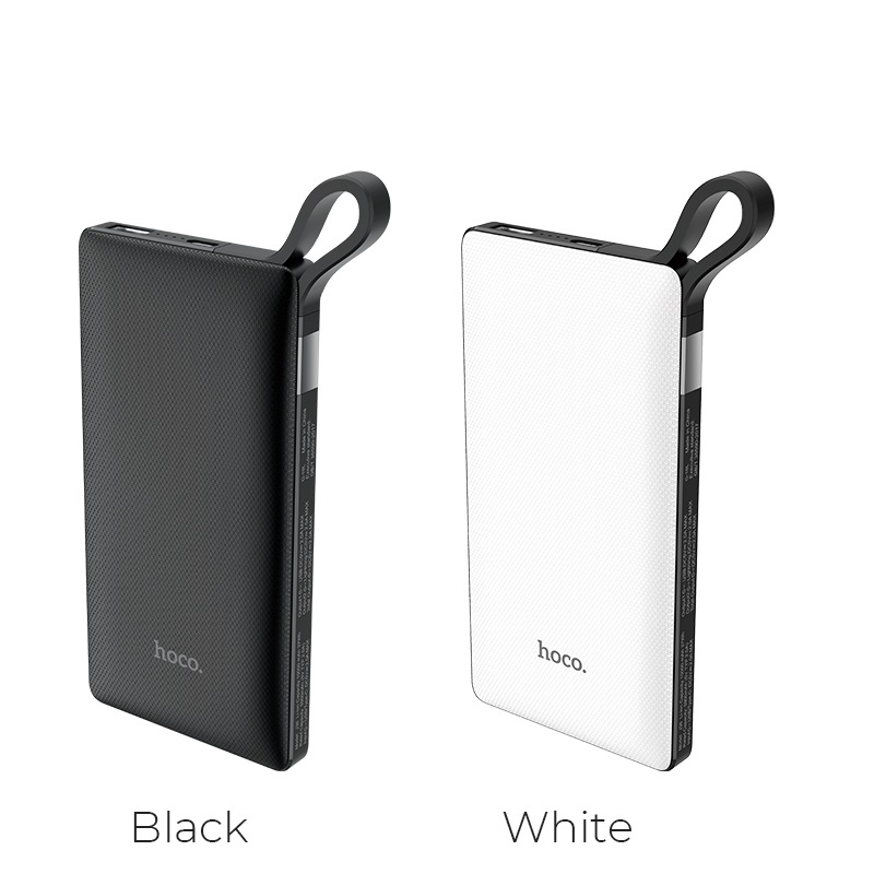 hoco j36 ample energy mobile power bank 10000 mah colors