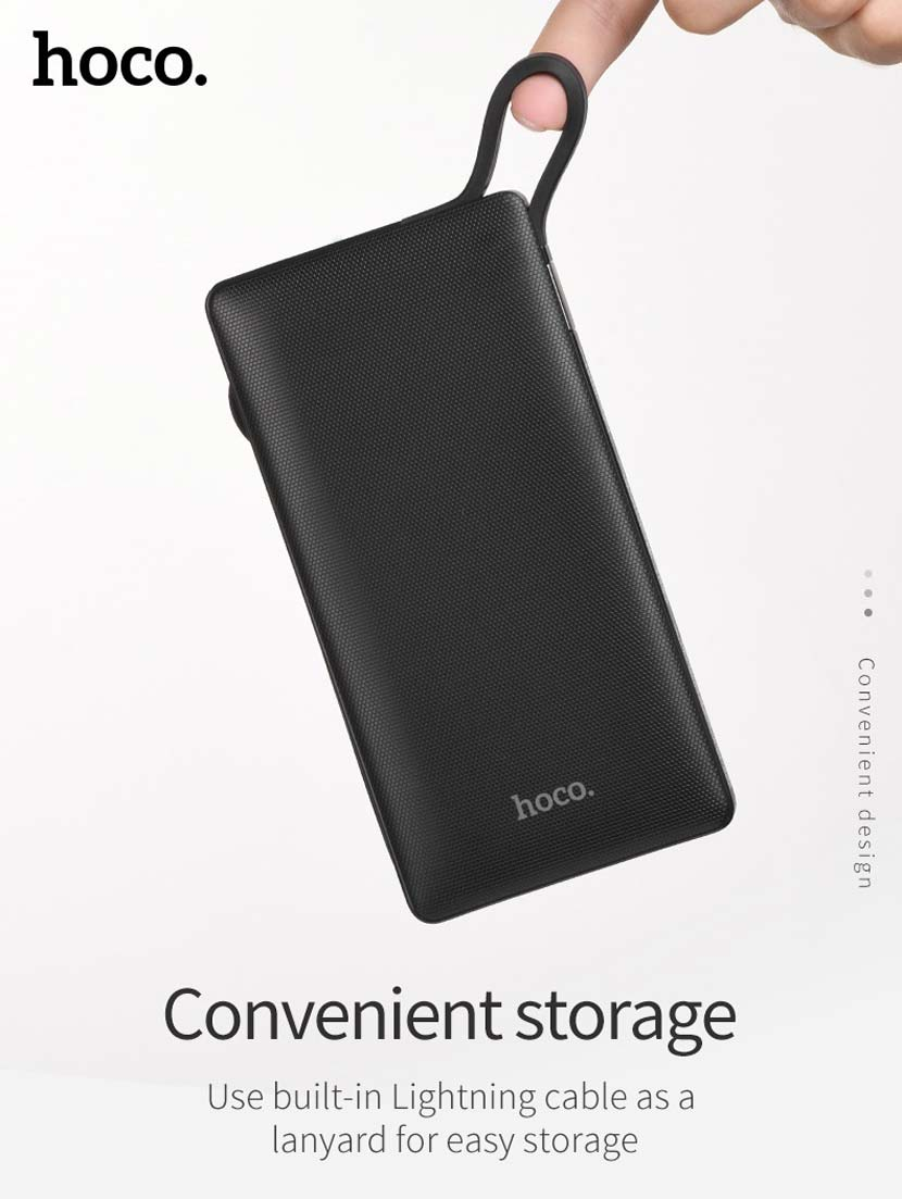 hoco j36 ample energy mobile power bank 10000mah charger en