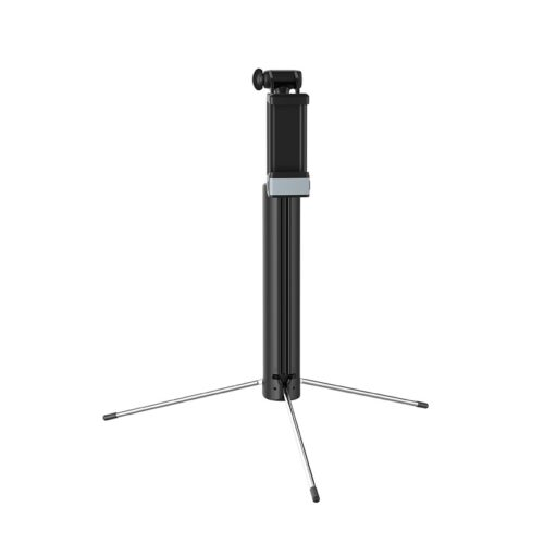 hoco k10a magnificent wireless selfie stick with backlight tripod