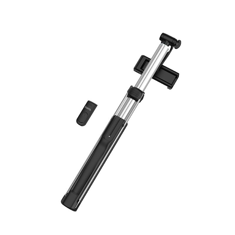 hoco k10b magnificent wireless selfie stick with backlight overview