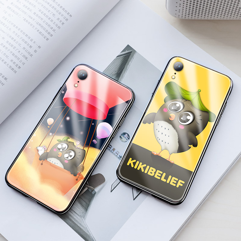 hoco kikibelief cool buddy series protective case for iphone xr 01 06