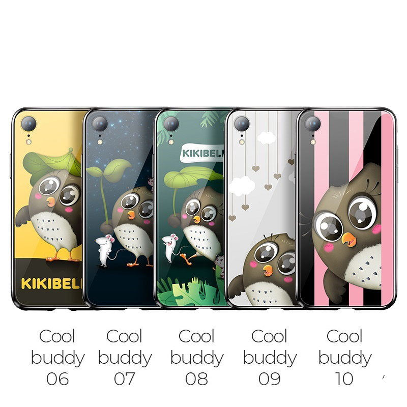 hoco kikibelief cool buddy series protective case for iphone xr overview 2