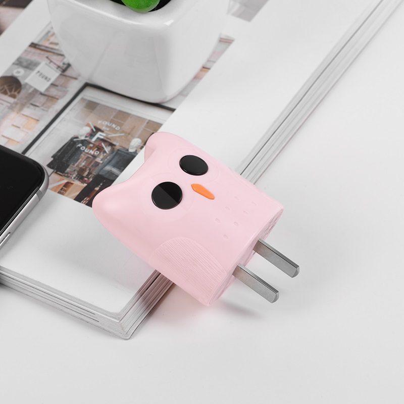 hoco kikibelief kc1 dual usb port charger 3c adapter