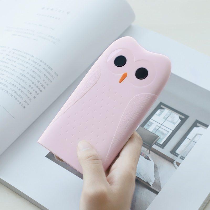 hoco kikibelief kj3 mobile power bank 10000 mah portable