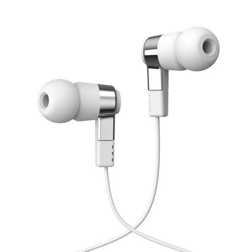 浩酷 m52 韵美线控通用带麦耳机 舒适