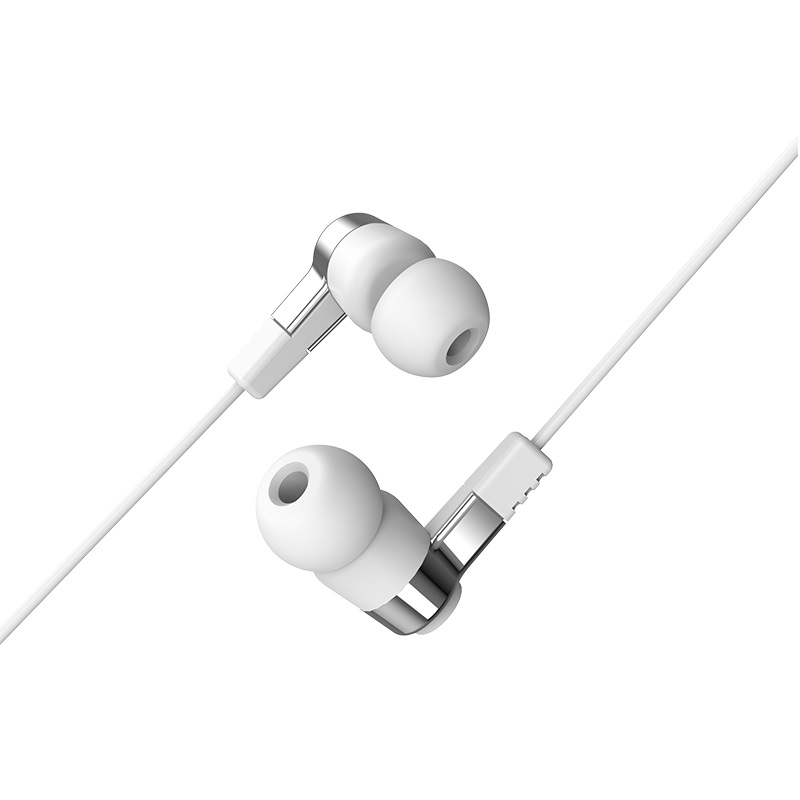 hoco m52 amazing rhyme universal wired earphones with mic in ear