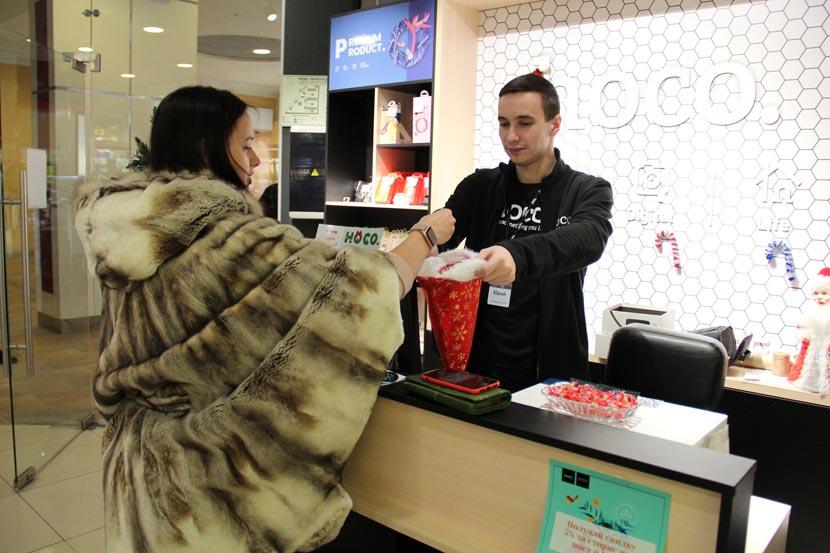 hoco russia krasnoyarsk store opening 8