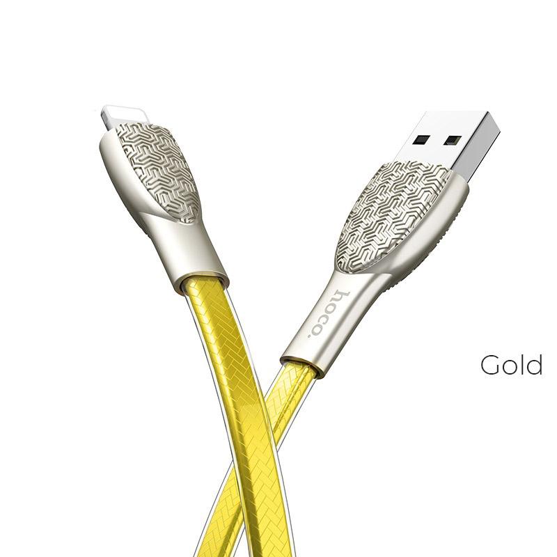 u52 lightning золото