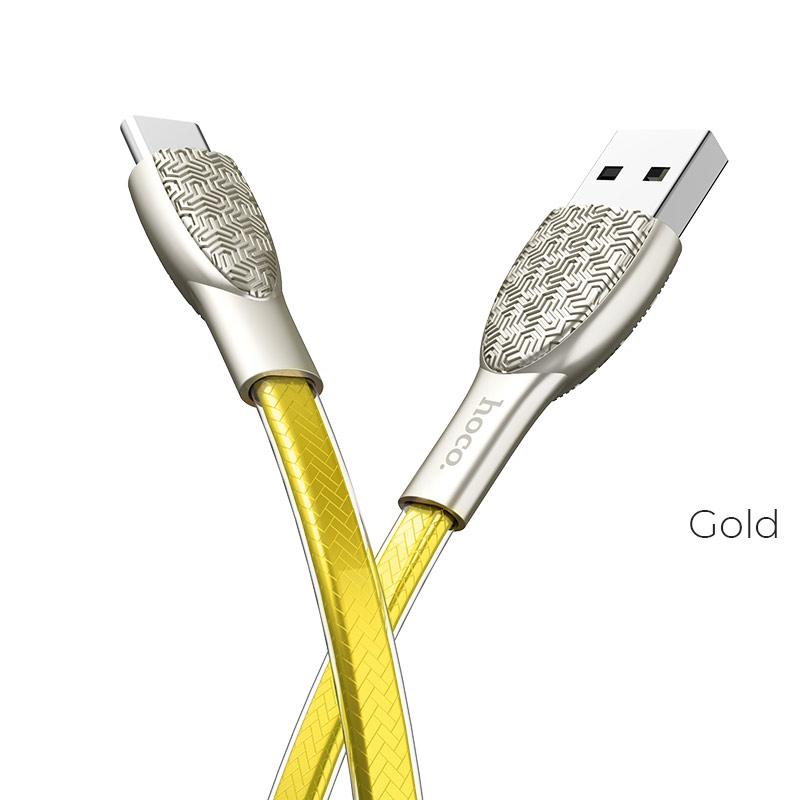 u52 type c 金色