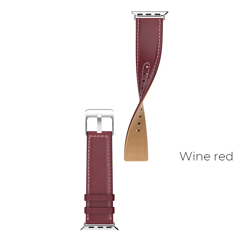 wb04 duke iwatch1 2 3 4 wine red