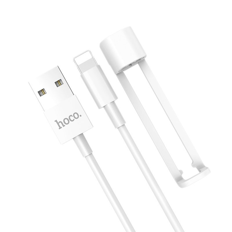 hoco x31 lightning charging data cable logo