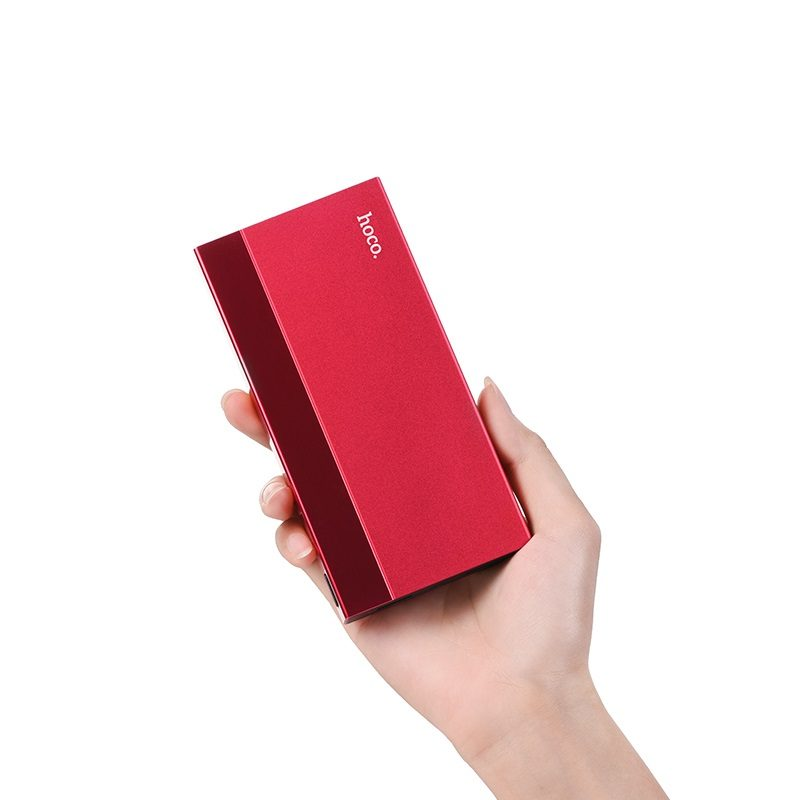 j34 mighty source power bank 10000mah hand