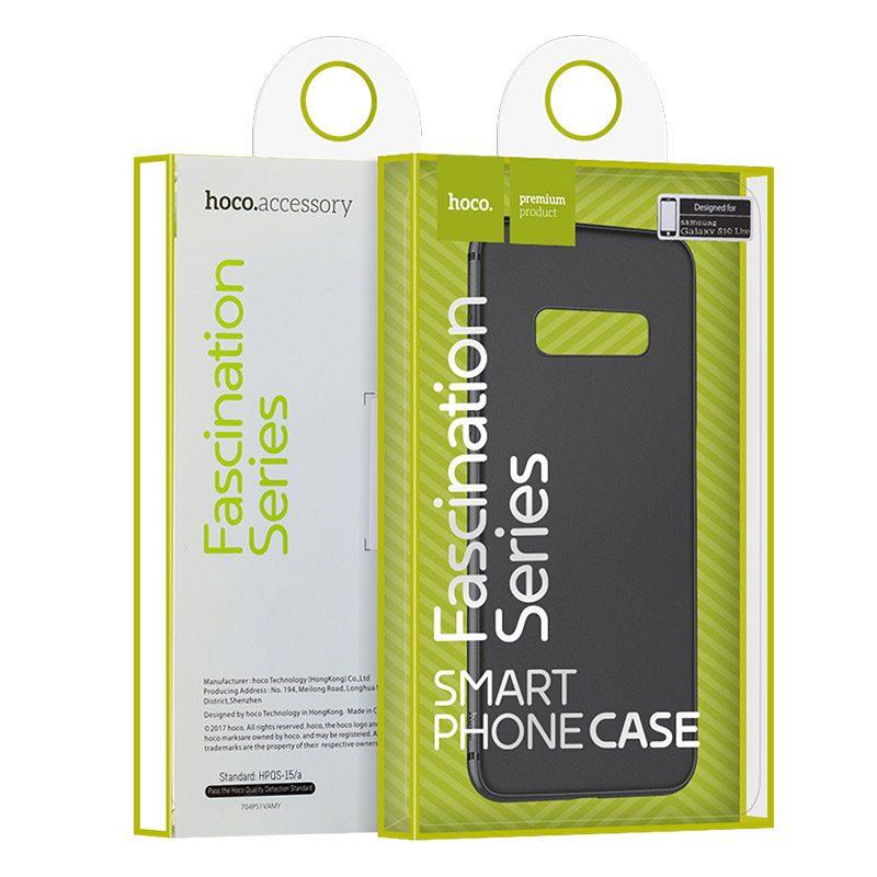 hoco защитный чехол fascination series для s10 lite упаковка