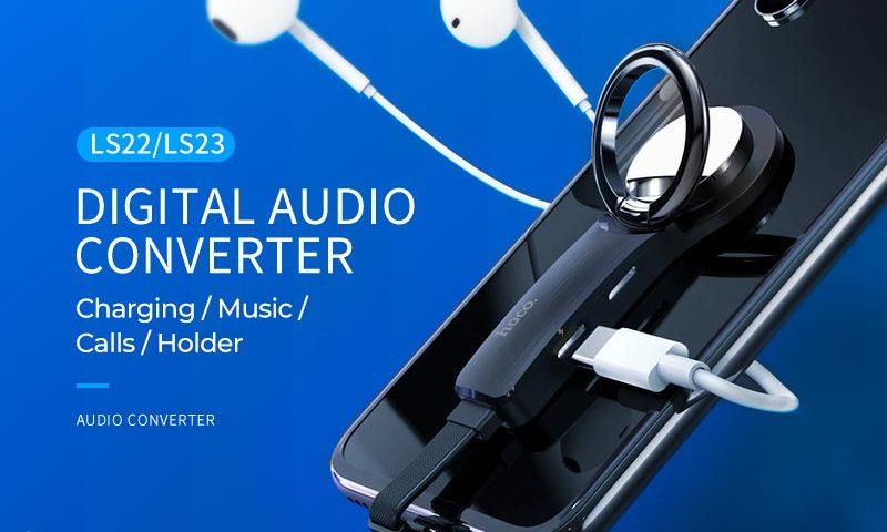 hoco ls22 ls23 audio converter banner en