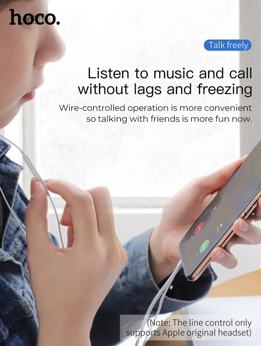 hoco ls22 ls23 audio converter convenient en