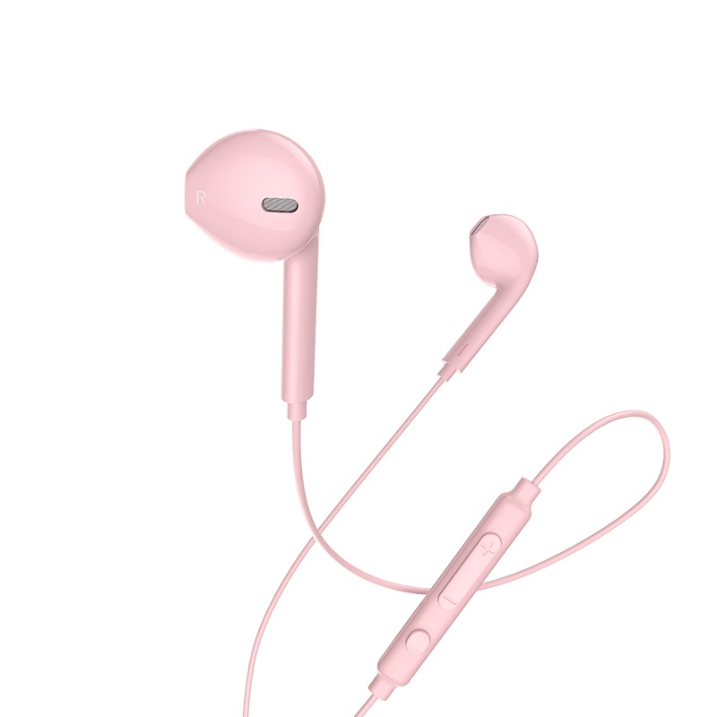 hoco m55 memory sound wire control earphones with mic controller