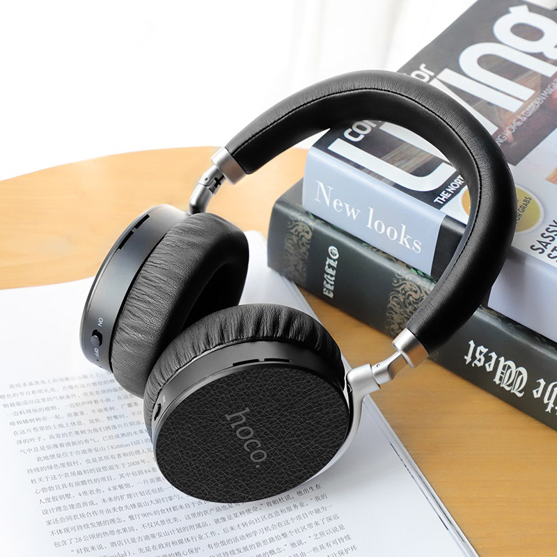 hoco s3 nature sound noise reduction wireless headphone convenient