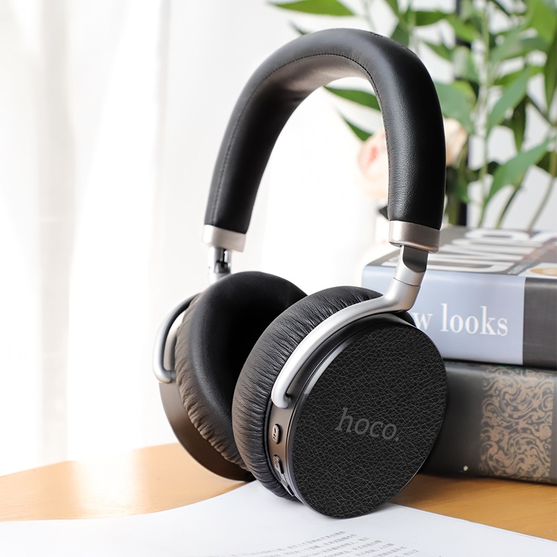 hoco s3 nature sound noise reduction wireless headphone overview