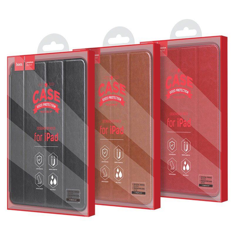 浩酷 ipad pro 11 12.9 寸复古系列皮套 包装