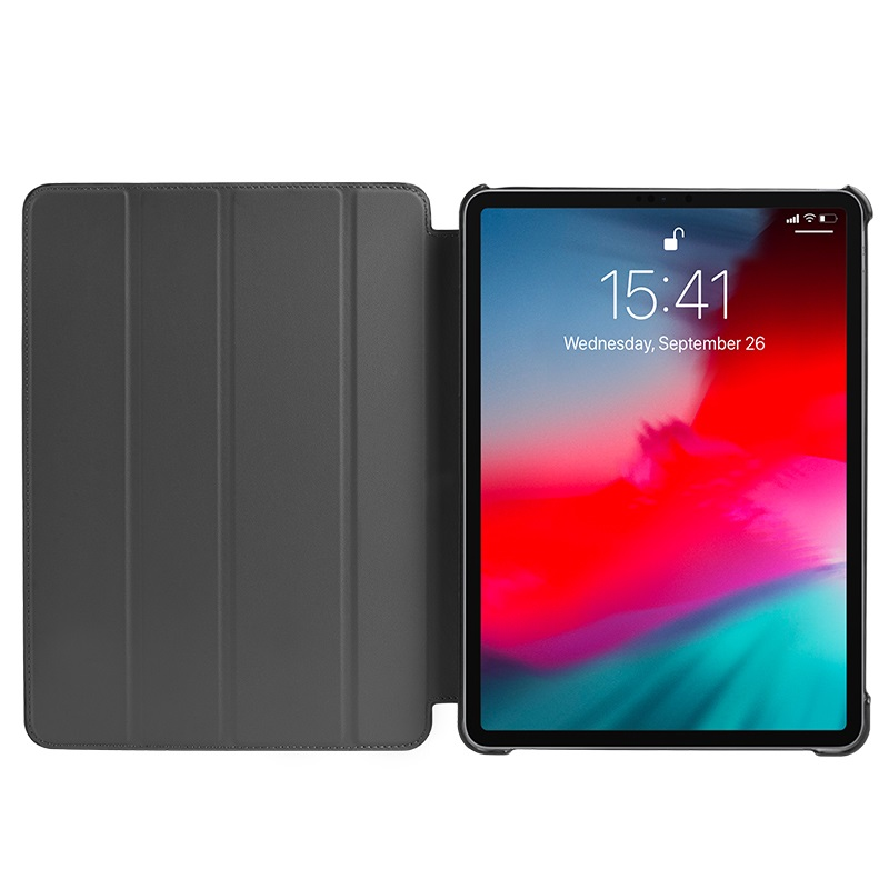 hoco ipad pro 11 12.9 inch retro leather case screen