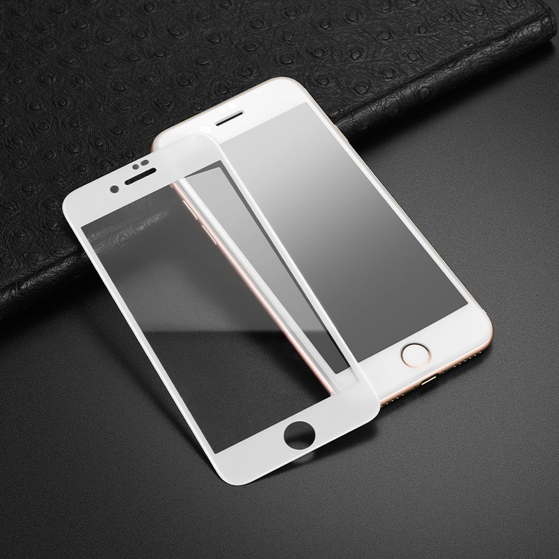 hoco mirror full screen tempered glass for iphone 7 8 plus a15 overview