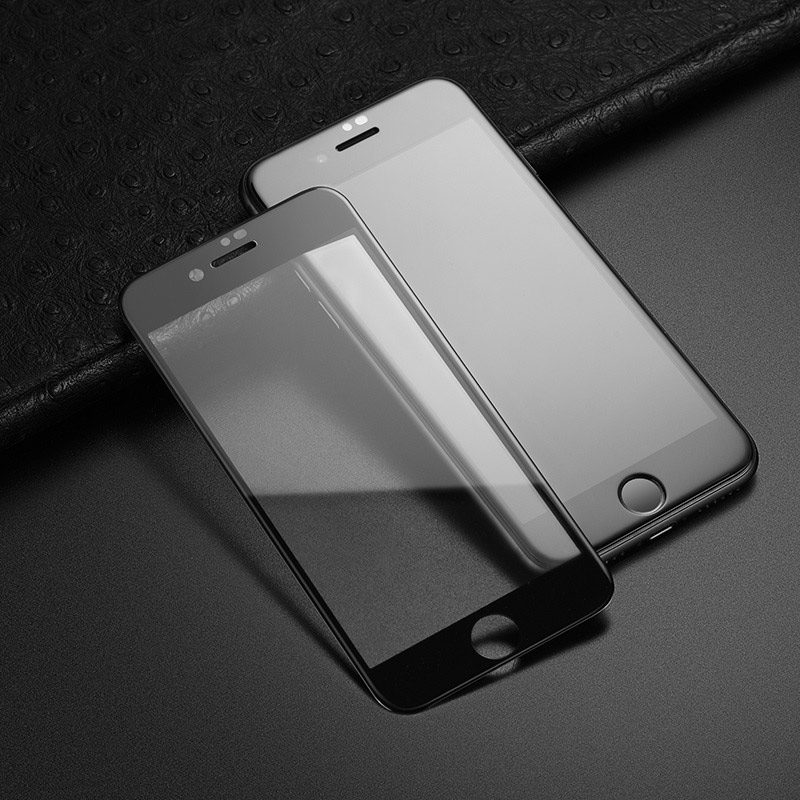 hoco mirror full screen tempered glass for iphone 7 8 plus a15 protective