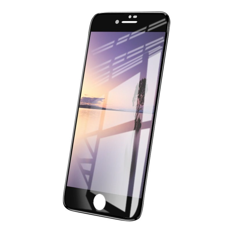 hoco mirror full screen tempered glass for iphone 7 8 plus a15 smooth