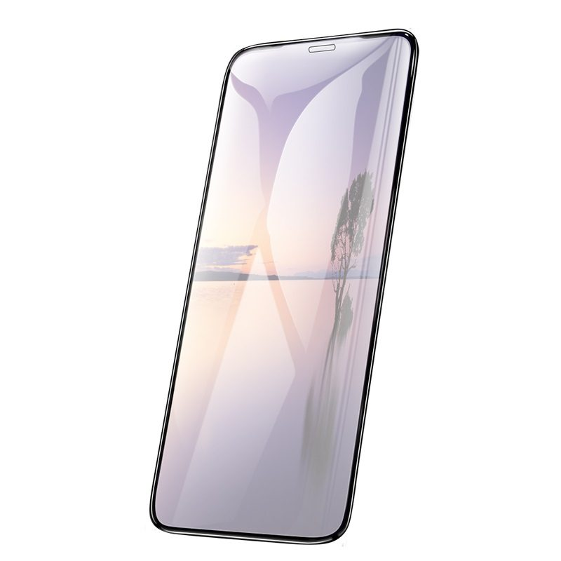 hoco mirror full screen tempered glass for iphone x xr xs max a15 clear
