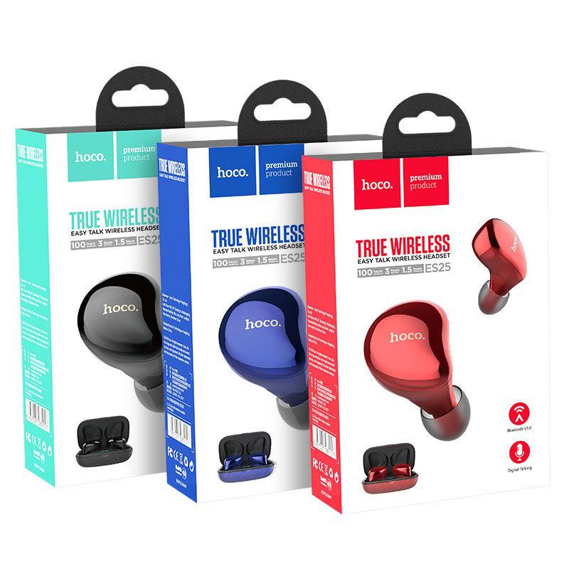浩酷 es25 舒语无线耳机 包装