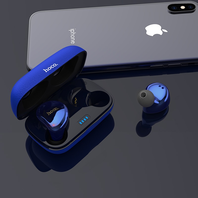 hoco es25 easy talk true wireless earphones phone