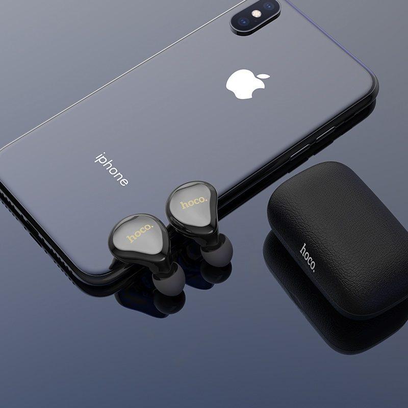 hoco es25 easy talk true wireless earphones small