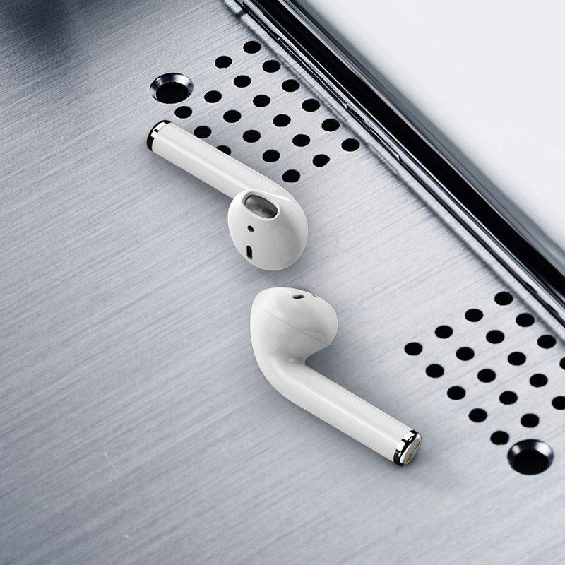 hoco es26 original series apple беспроводная гарнитура двойной